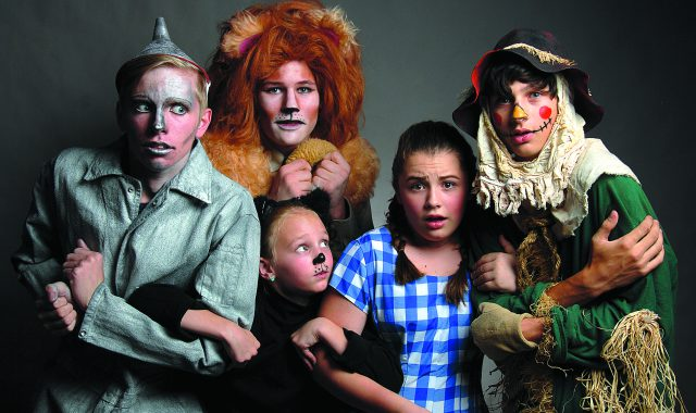 "Children's ""Wizard of Oz"" opens at Lewiston Civic Theatre"