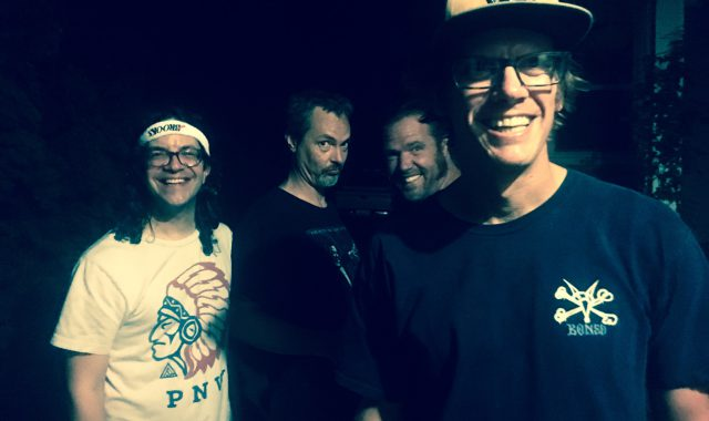 Lewiston natives bring the music home: Dead See Squirrels and toyboat toyboat toyboat