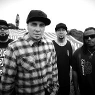P.O.D.'s Sonny Sandoval on making music for the lost