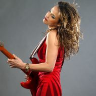 World-renowned Ana Popovic brings her blues guitar sounds to Moscow's Rendezvous