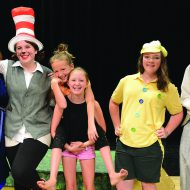 "Seuss-inspired mashup takes the stage in ""Seussical the Musical"""