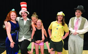 Happy Suess faces include those of Amber Sage, Jessica Cross, Cora Miskin, Matilda Coleman, Rosalind Nelson and Hunter Gould.