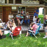 Chautauqua educates, entertains in Lapwai, Field Springs State Park
