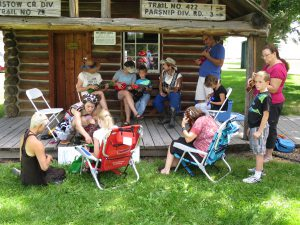 chautauqua_Ukulele Workshop Montana 2015