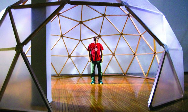 Art: A 'virtual reality space' debuts in Moscow