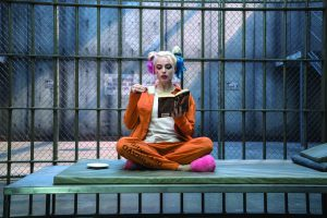 "This image released by Warner Bros. Pictures shows Margot Robbie in a scene from ""Suicide Squad."" (Clay Enos/Warner Bros. Pictures via AP)"