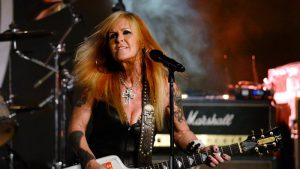 Lita Ford (Getty Images)