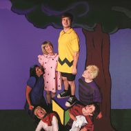 Charlie Brown comes to life on Pullman stage