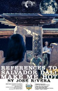 SalvadorDali_References-Poster