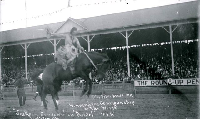 Jackson Sundown's legendary ride remembered in Pendleton