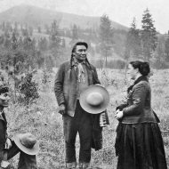 Book on Alice Fletcher explores how one woman divided the Nez Perce Reservation
