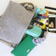 Take a peek inside a CrossFit mama's bag