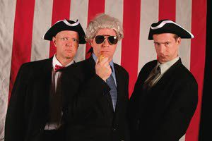 """The Reduced Shakespeare Co. will present """"The Complete History of America (abridged): Election Edition"""" tonight at Washington State University."""