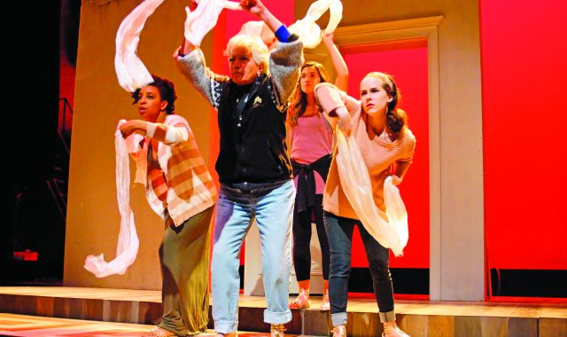 They said/she said: Play tells classic Greek tale from Medea's point of view