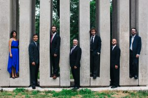 Deviant Septet will perform Tuesday at the University of Idaho in Moscow.
