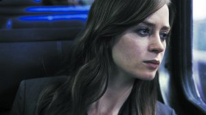 "Emily Blunt appears in a scene from ""The Girl on the Train."""