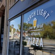Foodie's Diary: Porchlight Pizza, Pullman