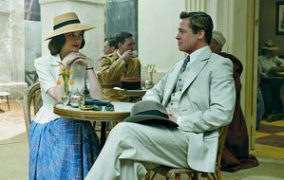 "Movie review: ""Allied"""