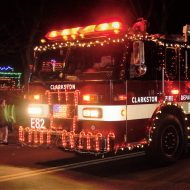 Clarkston is proud of its firefighters