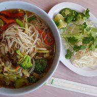 Foodie's Diary: Oasis Teriyaki & Pho, Pullman
