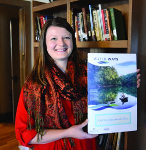 The Smithsonian Museum's Water Ways traveling exhiobit makes its second stop in Idaho at Moscow, under the direction of Latah County histoiran Dulce Kersting.