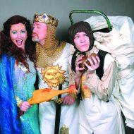 "Lewiston Civic Theatre presents absurd Broadway comedy ""Spamalot"""