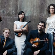 "Heartstrings: Chiara quartet discovered that playing ""by heart"" makes for better music"