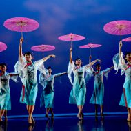 Lorita Leung Dance Co., showcases Chinese dance in Moscow