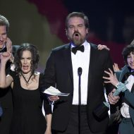 'Stranger Things' is upset winner of SAG Awards' TV prize