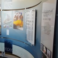Numbers from the Smithsonian traveling exhibit on water may make you think twice