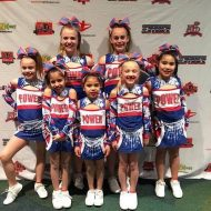 Palouse Power at ACT Lilac City Championships