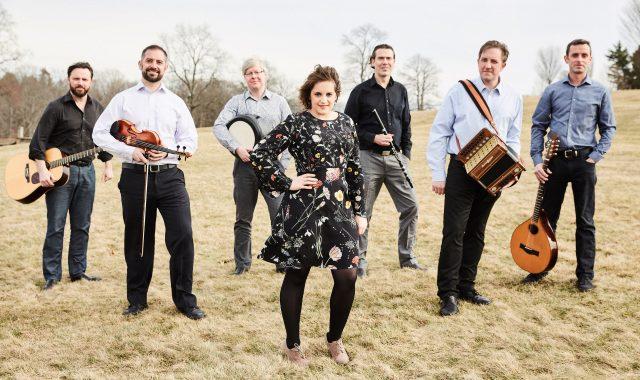 Leading Irish ensemble brings St. Patrick's Day celebration to Pullman