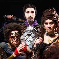 A Shakespearean revenge tragedy: Early Bard work oozing violence and gore coming to UI
