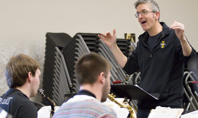 At 50, UI Jazz Festival shifts course