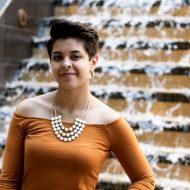 Portland singer/songwriter Tara Velarde stops in Moscow