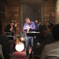 Just jazz: hear it Saturday nights at the Mystic Cafe