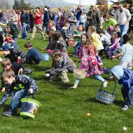 2017 Egg hunts in Lewiston, Moscow, Pullman and the surrounds