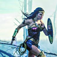 'Wonder Woman' film, star live up to name