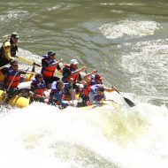 Adrenaline junkie? Wild rides available at Riggins' Big Water Blowout River Festival