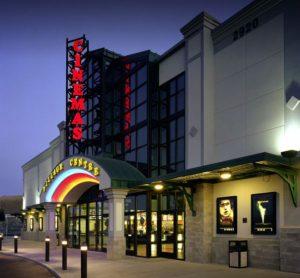 Village Centre Cinemas, Lewiston