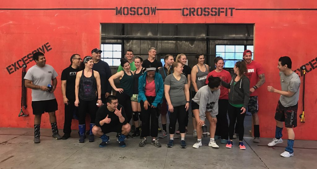 Moscow Crossfit