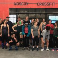 Moscow Crossfit earns 360 award for Best Gym / Workout Facility