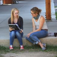 High school writing camp builds writing skills, confidence, friendship