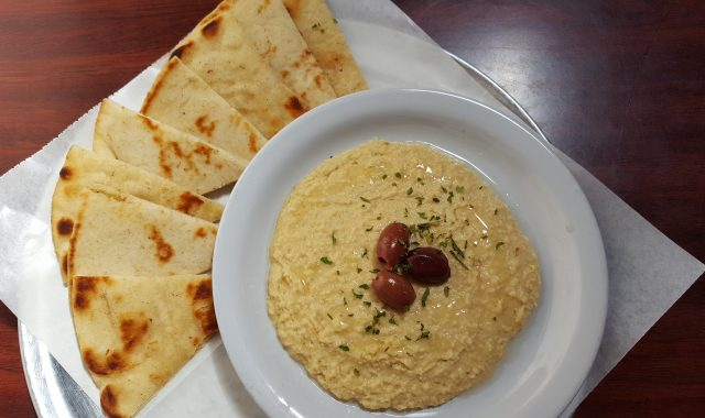 Foodie's Diary: Mad Greek, Moscow