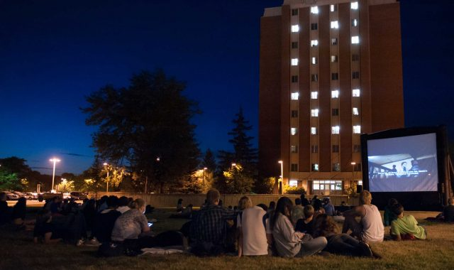 From Saturday cartoons to movies under the stars, here's how to have a silver screen summer