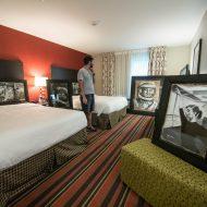 Art Affair creates a one-night unique exhibit space at local hotel