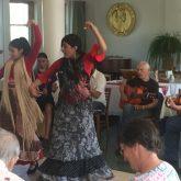 Shimi Tree Flamenco at the Monastery of St. Gertrude
