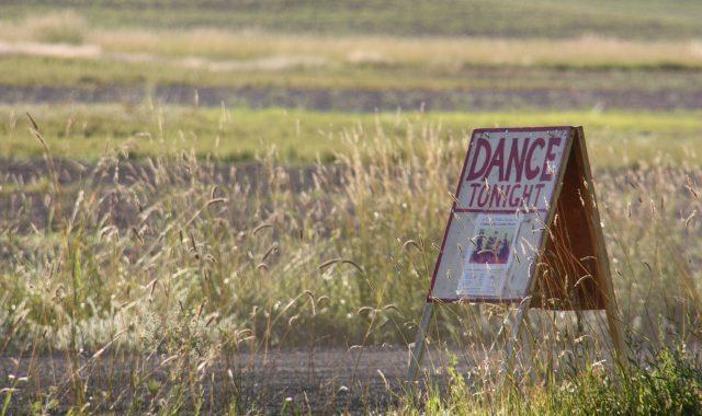 Contra Dance, the original line dance that's bridging generations