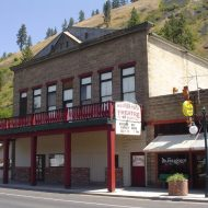 Citizen group working against time to buy historic Kooskia theater