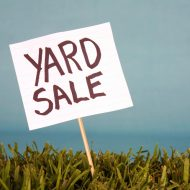 It's prime yard sale time, here's how to make bank